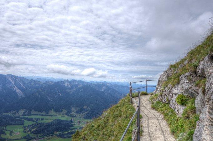 Chiemsee Reisetipps Panoramaweg Wendelstein