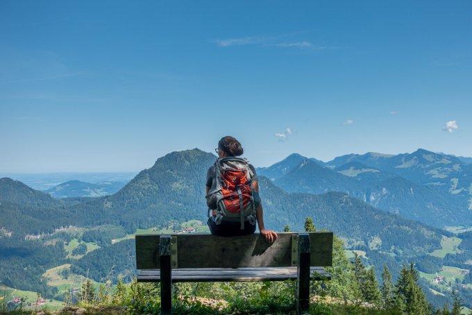 Chiemsee Reisetipps Wanderung um den Brünnstein