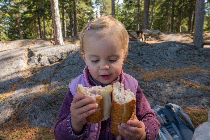 Norwegen Reise Kosten Lebensmittel
