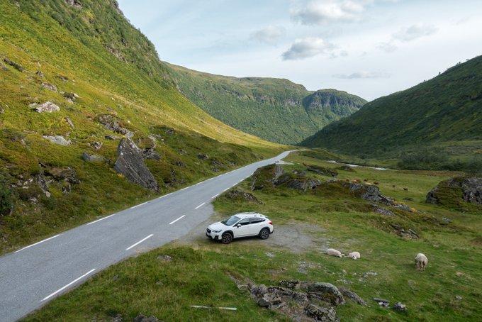 Norwegen Reisekosten Mietwagen