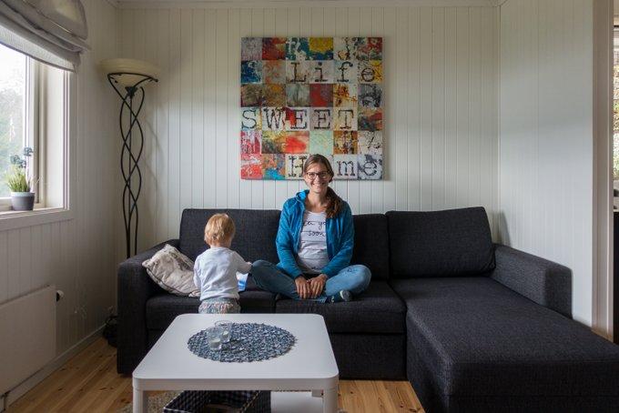 Norwegen Reiseroute 2 Wochen Unterkunft Tyrifjord