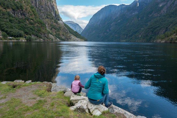 Norwegen Reiseroute 3 Tage rund um den Sognefjord (2)