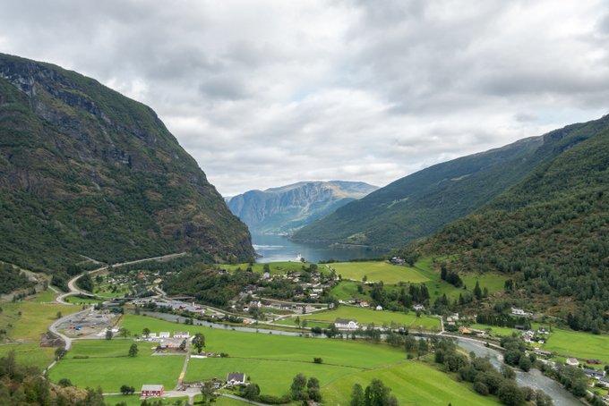 Norwegen Reiseroute 3 Tage rund um den Sognefjord Flam (2)
