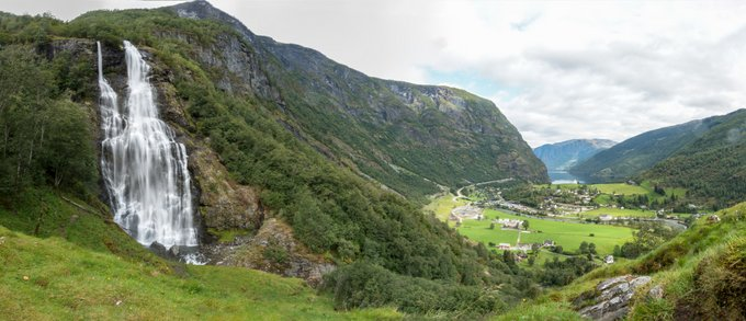 Norwegen Reiseroute 3 Tage rund um den Sognefjord Flam (3)
