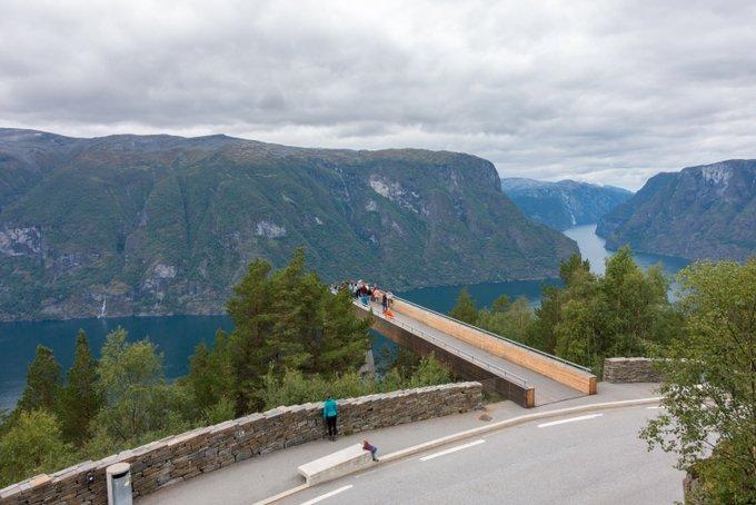 Norwegen Reiseroute 3 Tage rund um den Sognefjord Flam (4)