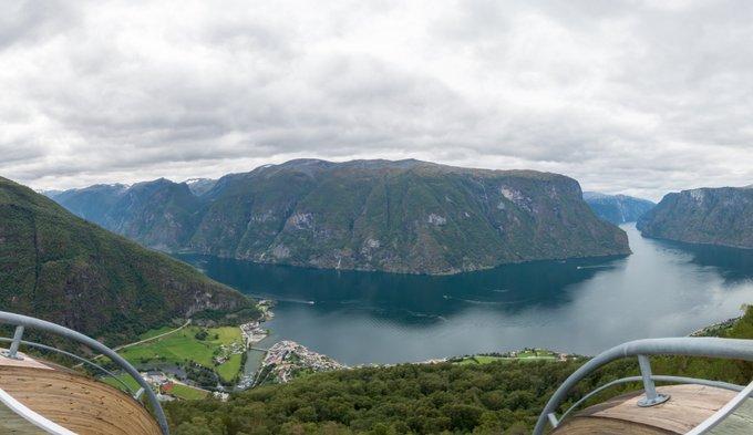 Norwegen Reiseroute 3 Tage rund um den Sognefjord Flam (5)