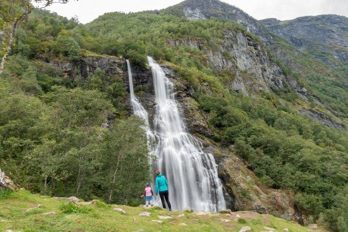 Norwegen Reiseroute 3 Tage rund um den Sognefjord Flam