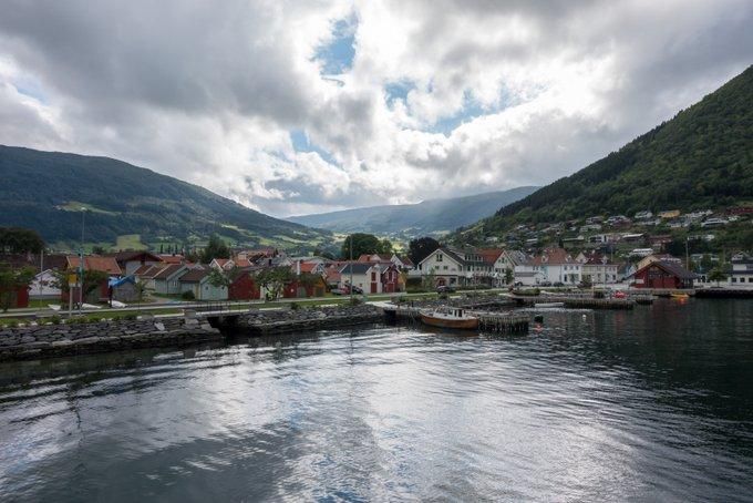 Norwegen Reiseroute 3 Tage rund um den Sognefjord Vik