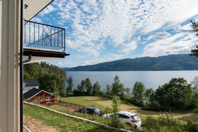 Norwegen Unterkunft Tyrifjord (3)