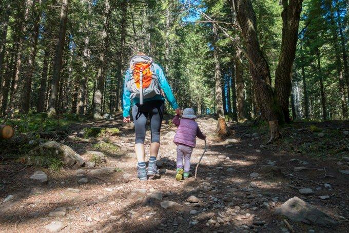 Reiseroute Norwegen Wanderung Tyrifjord