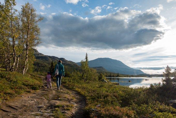 Unterkunft Norwegen Gaustatoppen (2)