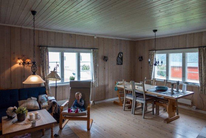 Unterkunft Norwegen Hovet (2)