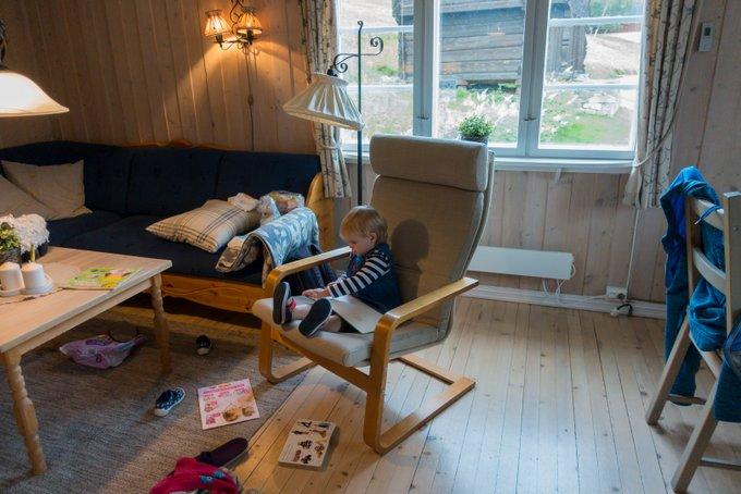 Unterkunft Norwegen Hovet (3)