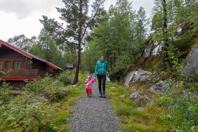 Unterkunft Norwegen Skare (2)