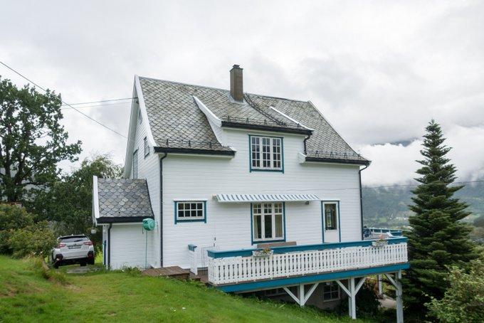 Unterkunft Norwegen Sognefjord (3)