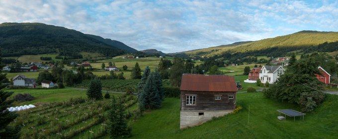 Unterkunft Norwegen Sognefjord