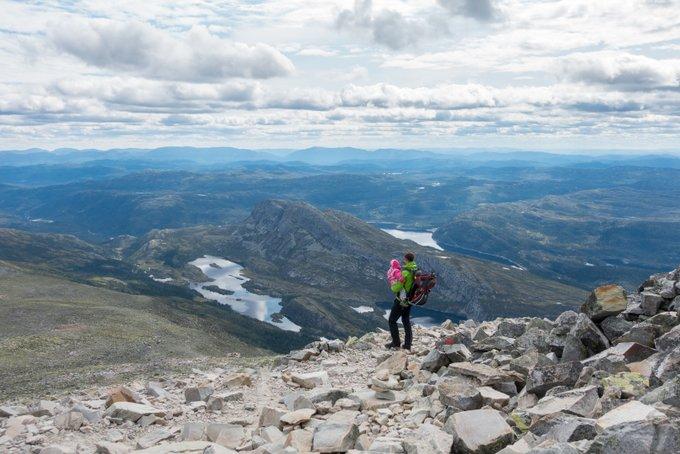 Wanderung Gaustatoppen Norwegen Ein Erfahrungesbericht