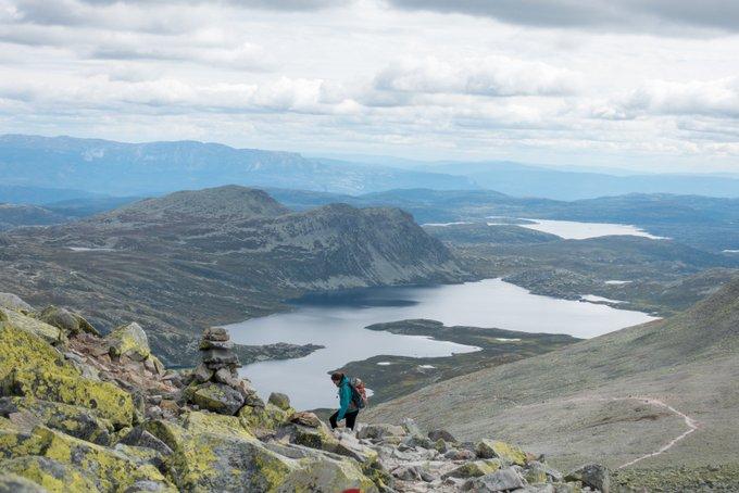 Wanderung Gaustatoppen Norwegen Infos