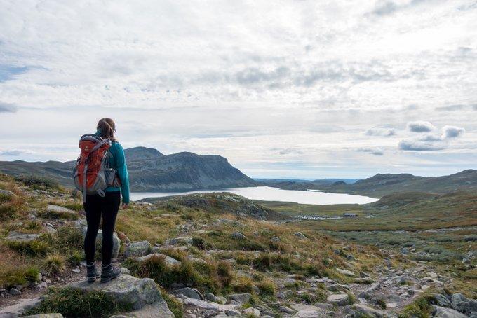 Wanderung Gaustatoppen Norwegen Tipps