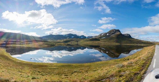 Fotospots Norwegen bei Vik