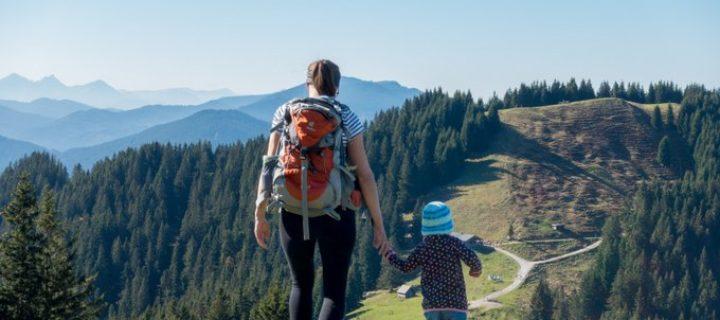 Wanderung Hörnle – Lohnt sich die Wanderung mit Kleinkind auf das Hörnle in den Ammergauer Alpen?