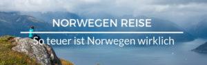 Norwegen Reise Kosten