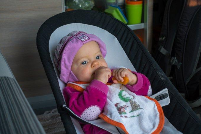 Reisen in der Elternzeit Beikost Einführung