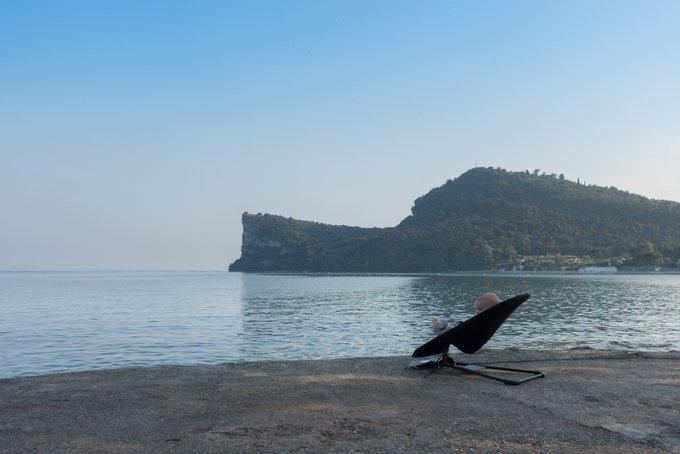 Reisen in der Elternzeit Gardasee