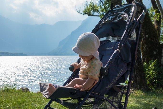 Reisen in der Elternzeit Slowenien