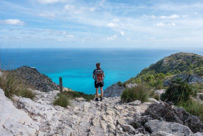 Wandern Mallorca Wanderung Talaia D'Alcudia (5)