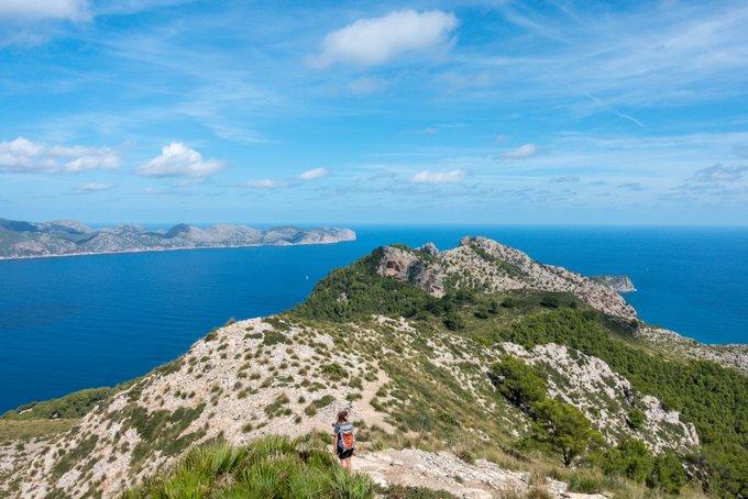 Wandern Mallorca Wanderung Talaia D'Alcudia (6)