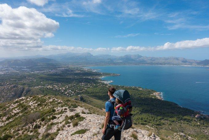 Wandern Mallorca Wanderung Talaia D'Alcudia (9)