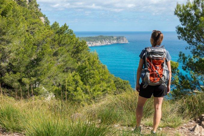 Wandern Mallorca Wanderung Talaia D'Alcudia