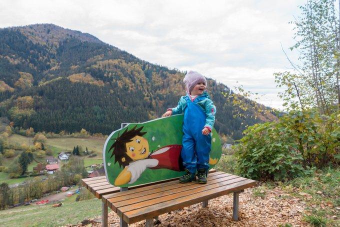 Schlawinerweg Simonsweg Schwarzwald