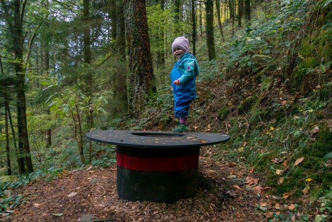 Wandern im Schwarzwald mit Kind