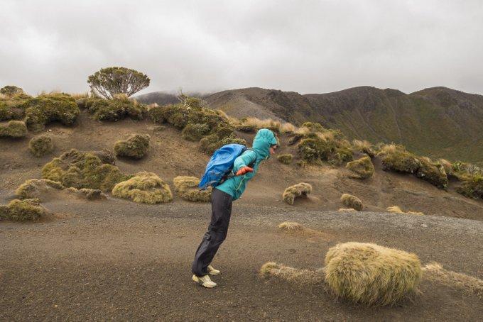 Gefahren Wandern Neuseeland Wetter