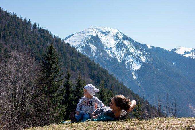 Urlaub mit Kindern Wandern Europa