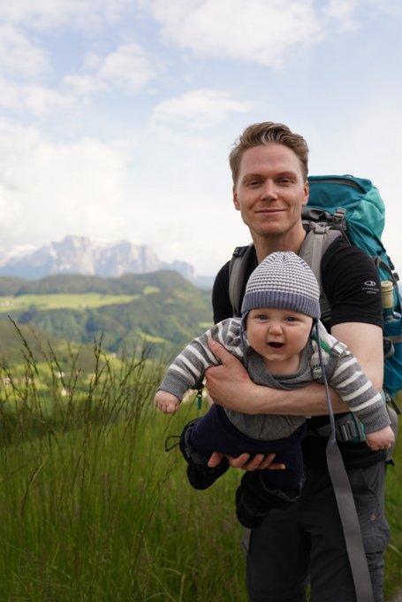 Elternzeitreise Alpen