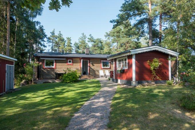 Schweden im Sommer Ferienhaus