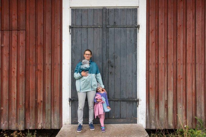Sommerurlaub in Schweden mit Baby und Kleinkind