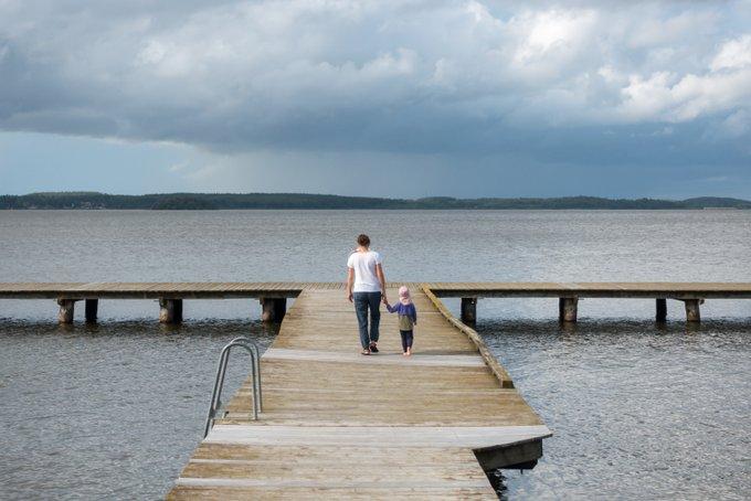 Steg in Schweden