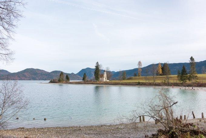 Herbstwanderung am Walchensee