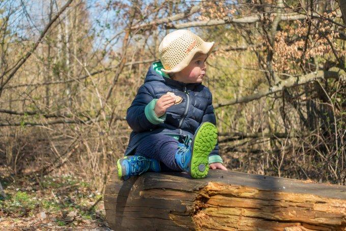 Wandern mit Kindern Pausen richtig gestalten