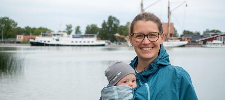 Aktiv mit Baby –Tragejacke, Tragecover oder Jackenerweiterung? (Edition für Outdoor Eltern)