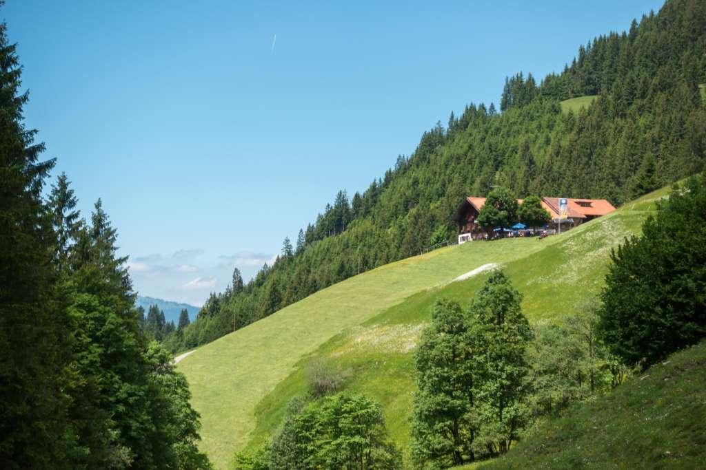 Berggasthof Gaisalpe Allgäu