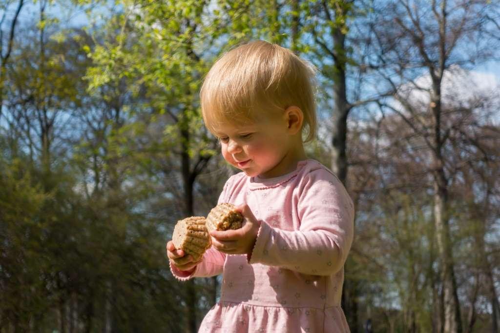 Gesunde Snacks für Babys