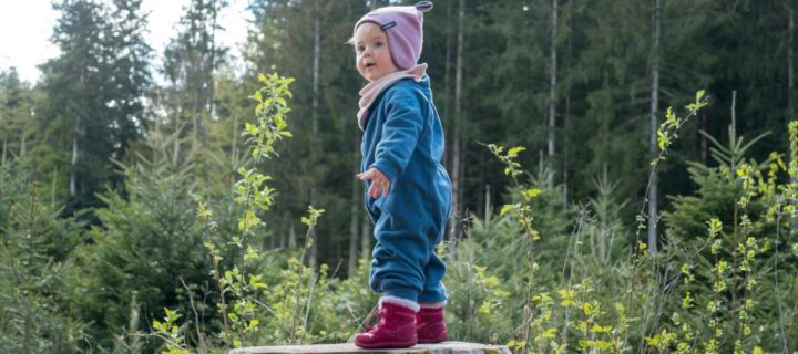 Waldbaden – Die besten Tipps für den etwas anderen Waldspaziergang mit Kindern