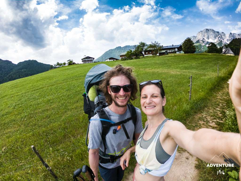 Wandern in Deutschland mit Kindern