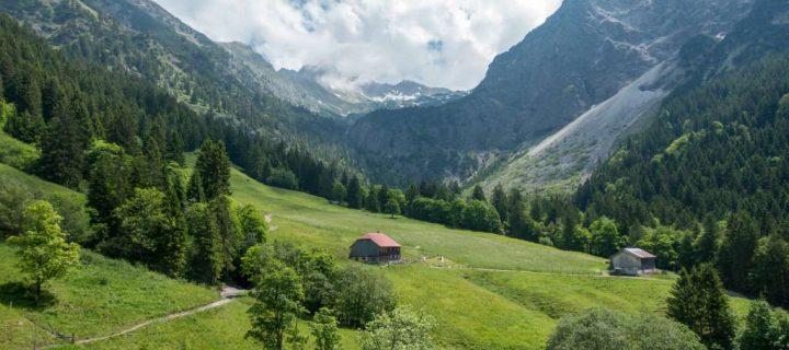 Sommerurlaub im Allgäu mit Kindern – Die schönsten Wanderungen rund um Sonthofen