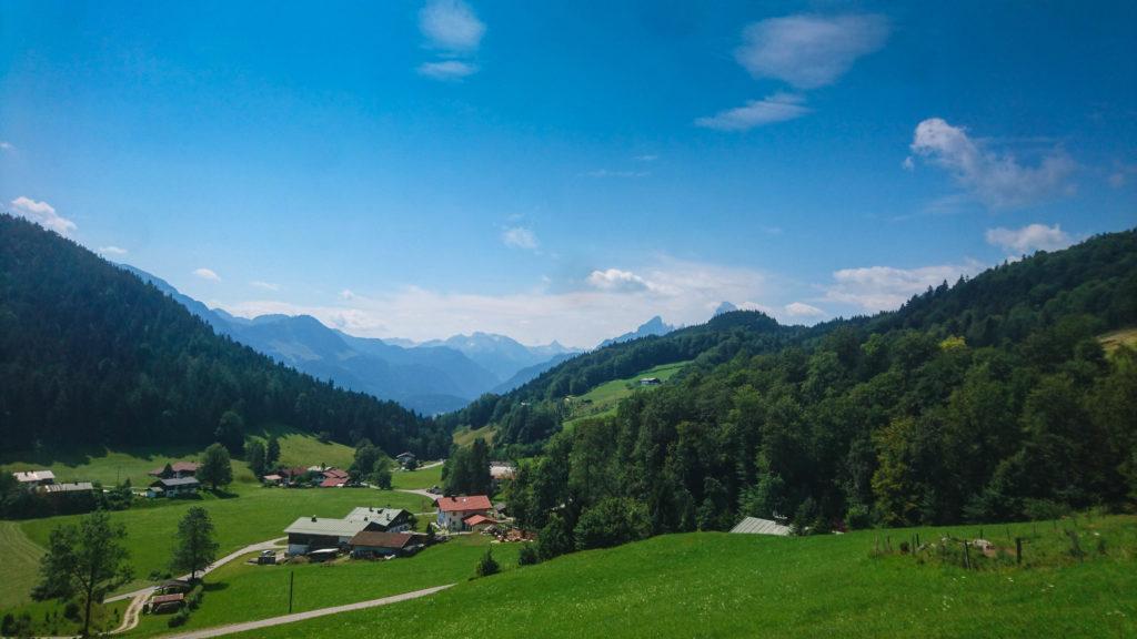 Wanderurlaub Berchtesgardener Land